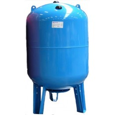 Réservoir à vessie vertical 10 BAR Aquasystem bride inox (50-2000L)