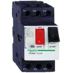 Disjoncteur moteur Telemecanique GV2 - Protection Moteur et pompe électrique - Montage rail Din