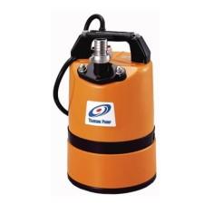 Pompe serpillière TSURUMI LSC1 - 4S - Aspiration jusqu'à 1 mm du sol