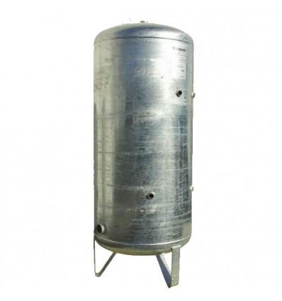 Réservoir galvanisé intérieur - extérieur - 100, 200, 300, 500, 800 et 1000L