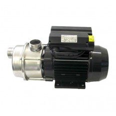 Pompe de transfert réversible inox 316 pour liquides alimentaires, chimiques, corrosifs