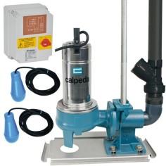Kit pompe de relevage vortex 1.10 Kw
