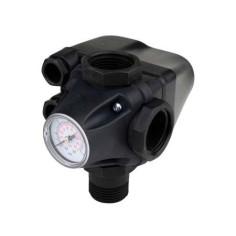 Contacteur manométrique avec manomètre PM5