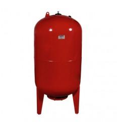 Réservoir pression vertical à vessie caoutchouc alimentaire interchangeable - GITRAL 10B (50-1000L)