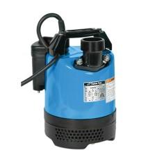 Pompe submersible d'épuisement chantier Tsurumi LB 480A (avec sonde de niveau) - Débit 13.5 m3/h