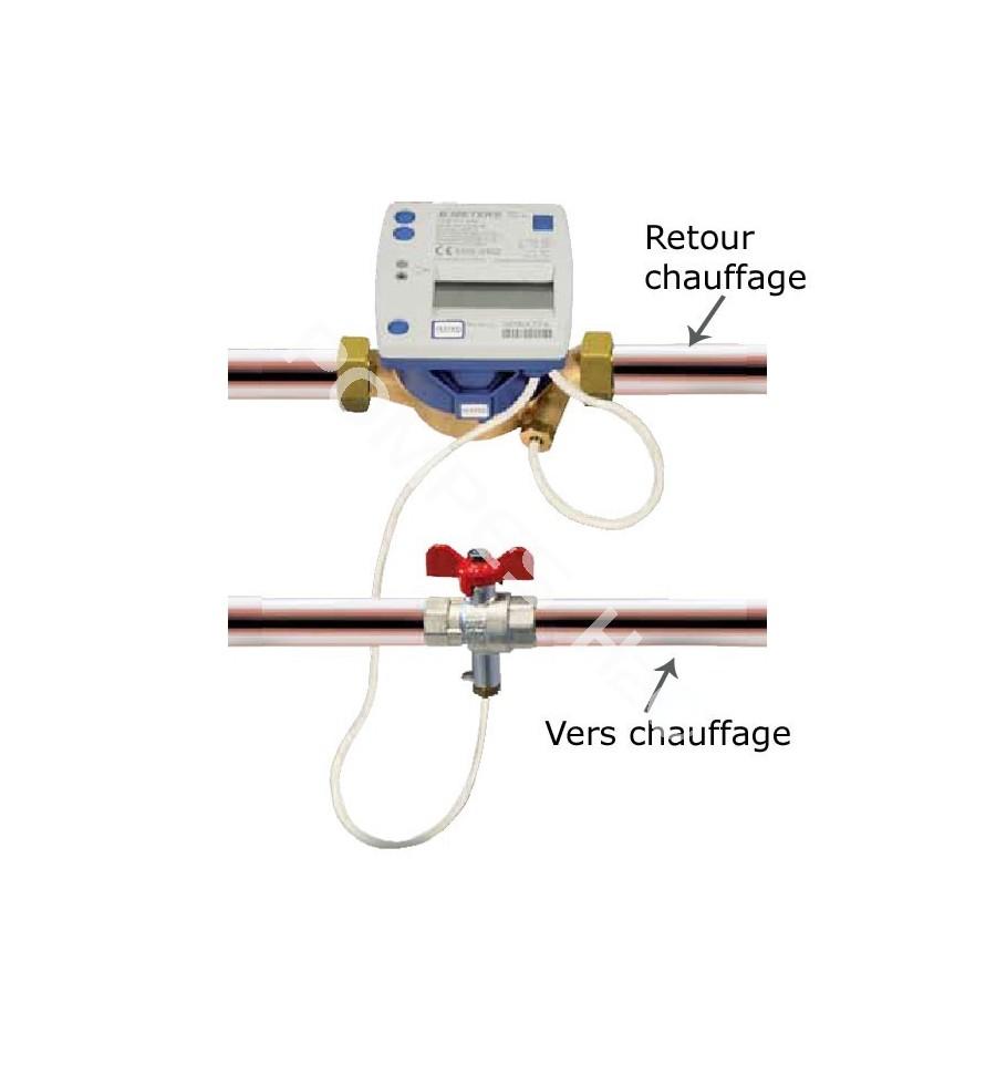 Comment se mesure la consommation individuelle d un radiateur ista