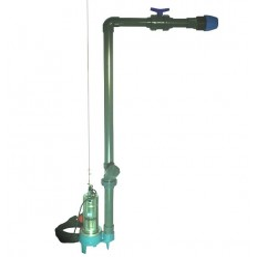 CALPEDA wastewater & black water sewage pump kit - DN 50