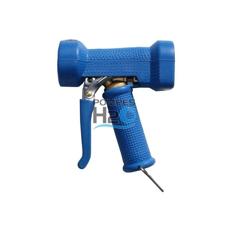 pistolet de nettoyage avec protection epdm bleu lavage. Black Bedroom Furniture Sets. Home Design Ideas
