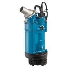 Pompe de drainage et d'épuisement Tsurumi KTZE avec déclenchement automatique