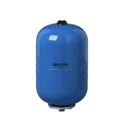 Réservoir à vessie en ligne Acier Aquasystem - VA