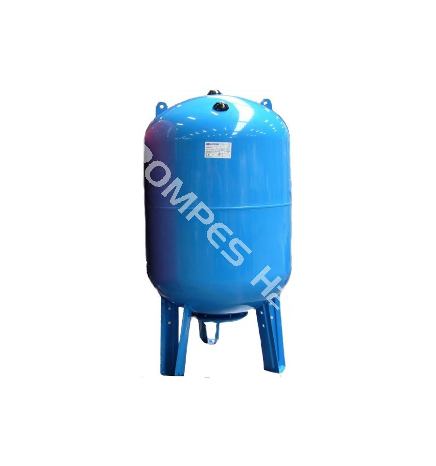 Aquasystem VAV vertical pressure tank maximum pressure 10 bar