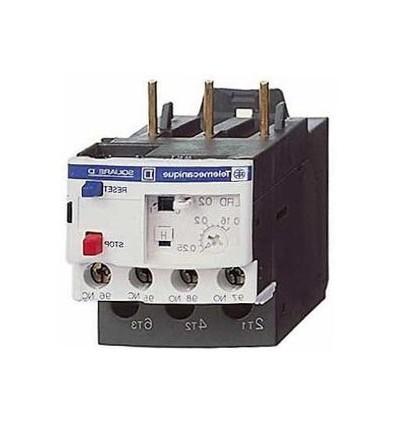 Relais de protection thermique télémécanique LRD