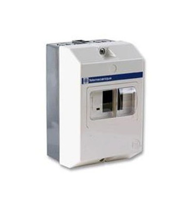 Boitier de disjoncteur seul MC02