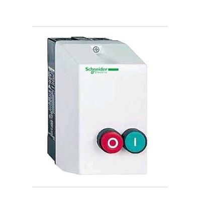 Contacteur LC1 incorporé dans un coffret Schneider - Telemecanique - série LE1