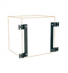 Kit wall support for CUBE 56 - 70 - 70 MC