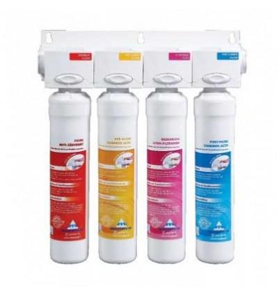 Undersink water filter kit