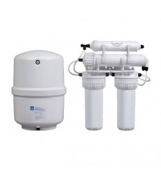 Osmoseur + Pompe Booster MERKUR Domestique