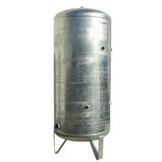Réservoir galvanisé à chaud intérieur-extérieur 100-2000 L