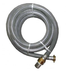 "Suction pump kit with 7m hose & 1"" connection"