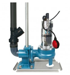 ERO-4 drainage pump kit with impeller Vortex