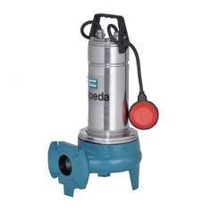 Pompe de relevage à roue vortec GQS 50-8