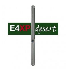 "Pompe forage inox 4"" (230V) Caprari E4XP-D25 Désert (2.5 m3/h)"