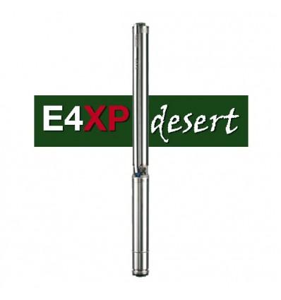 """Pompe forage inox 4"""" (230V) Capari E4XPD25 Désert (2.5 m3/h)"""