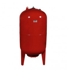 GITRAL vertical pressure tank 10 bar 50L-1000L