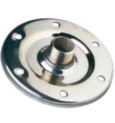 Steel inferior flange for GITRAL - ZILMET - ULTRA PRO