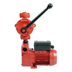 Pompe gasoil électrique et manuelle Japy