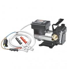 Pompe à gasoil équipée 12V ou 24V (0.30 Kw) Japy