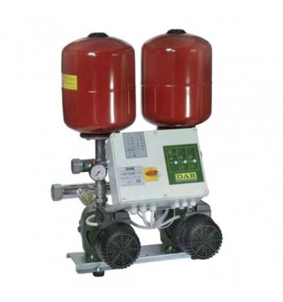 Surpresseur 2 pompes BI-JET 102 M - BI-JET 102 T - JETLY