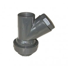 Clapet à boule PVC-U taraudé spécial relevage