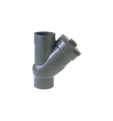 Clapet anti retour pvc taraud socla type 208p eaux - Clapet anti retour eaux usees ...