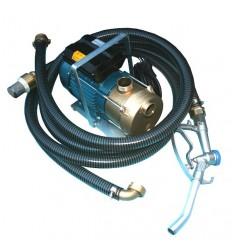 Pompe équipée transfert fuel & gasoil HOLI FUEL