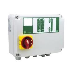 Coffret de gestion 2 pompes de relevage 230/400V