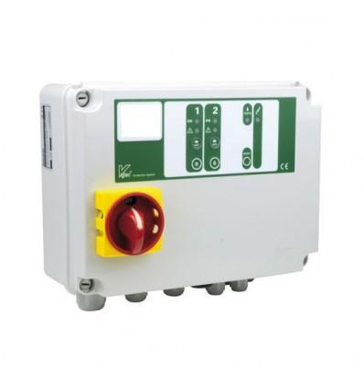 Coffret de gestion pompe de relevage 230/400V