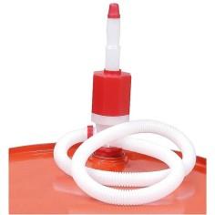 Pompe manuelle à piston avec tube télescopique - Japy SG3