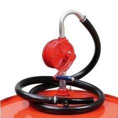 Pompe manuelle rotative équipée Gasoil Japy FR46
