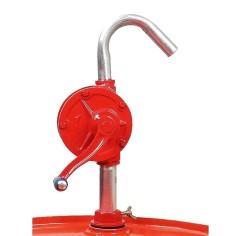 Pompe manuelle rotative équipée Gasoil, Fioul, Japy FR46