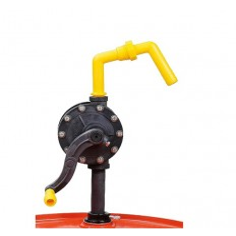Pompe manuelle rotative eau de javel et solvants - Japy RP90P