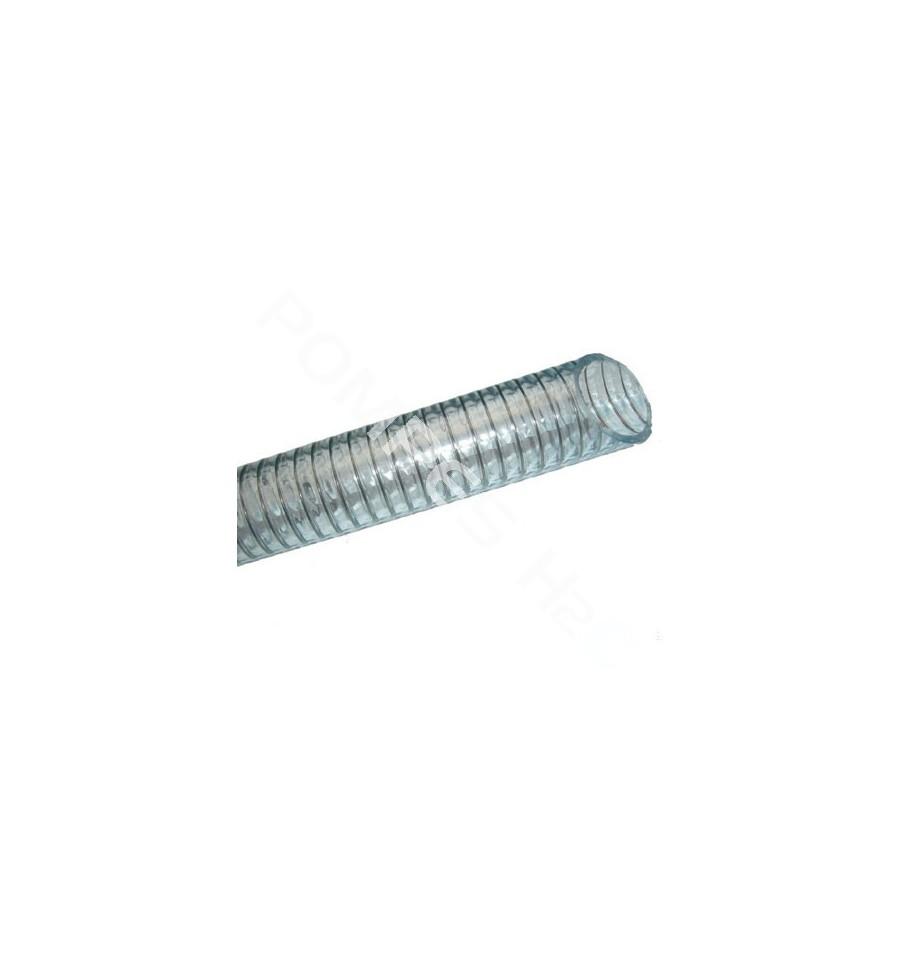 tuyaux pvc renforc d 39 une spirale acier aspiration et refoulement basse pression. Black Bedroom Furniture Sets. Home Design Ideas