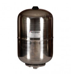 Réservoir à vessie en ligne Inox Gitral 10 BAR 25L