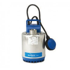 Pompe submersible inox Flygt Steelinox SXM 2 - SMX 3 - Drainage Relevage d'eau claire ou légèrement chargées