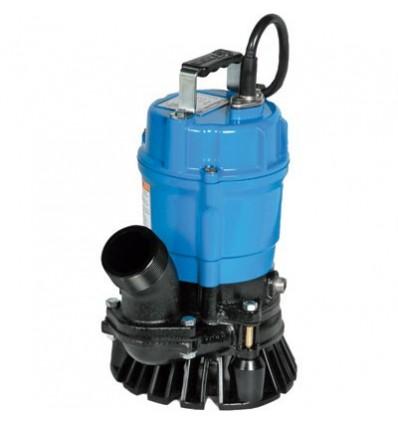 """Pompe de chantier portable TSURUMI HS2-75S - 0.75 kW - 230 V - Sortie DN 50 (2"""")"""