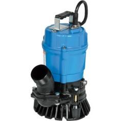 """Pompe d'épuisement eau sableuse TSURUMI HS3-75S - 0.75 kW - 230 V - Sortie DN 50 (2"""")"""