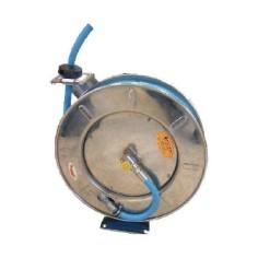 Enrouleur Automatique inox eau chaude (usage intensif)