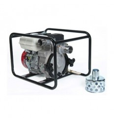Motopompe essence 5.5CV Tsurumi TED2 50 HA
