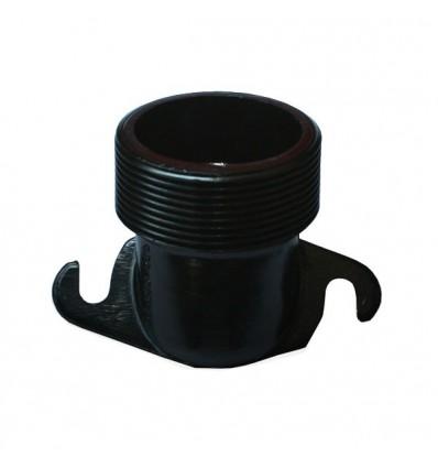 """Raccord à visser 2"""" pour tuyau 50mm - Spécial pour TSURUMI LSC1-4S"""