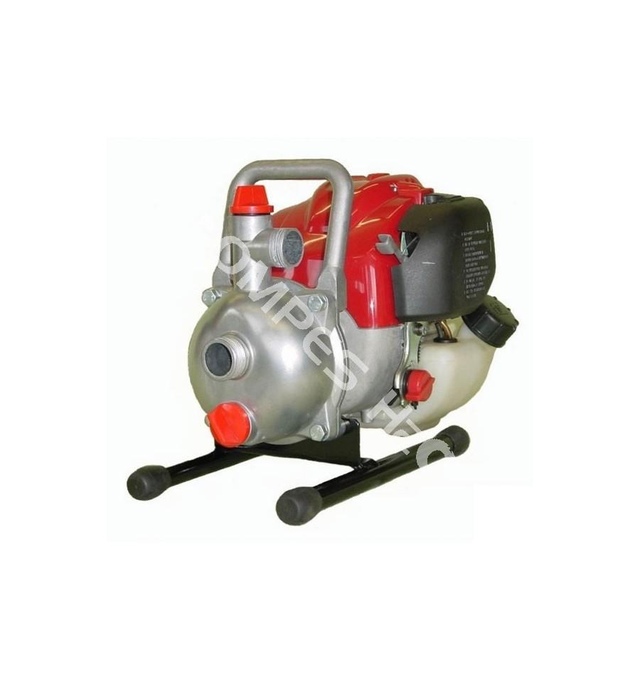 motopompe tsurumi tem 25 h moteur honda essence pompage